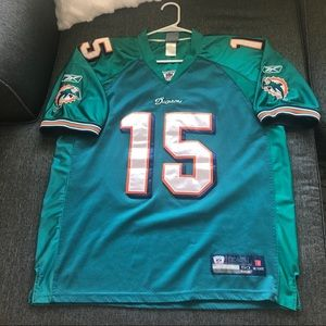 Davone Bess Miami Dolphins Players Jersey SZ L
